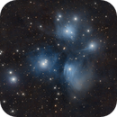 M45 with old data ,                                Arno Rottal