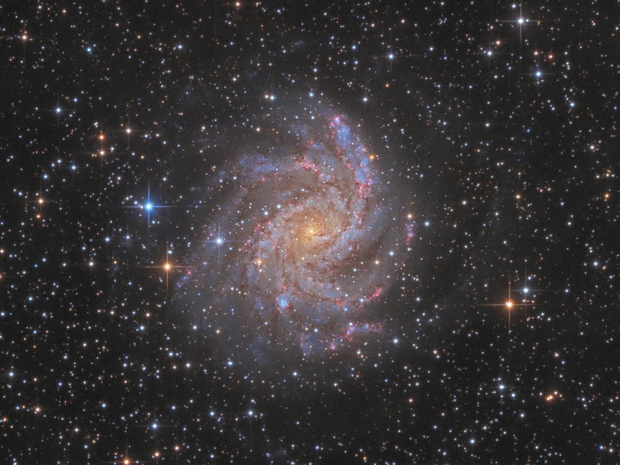 NGC6946 with SN 2017eaw,                                tommy_nawratil