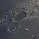 Crater Plato,                                Garry O'Brien