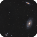 M81 galaxy group - all data combined,                                Michael S.