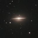 The Sombrero Galaxy, M104,                                raf2020