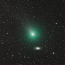C/2018 Y1 meet NGC2903,                                Wilson Yam