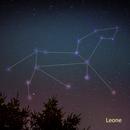 foto astronomica          segno zodiacale   leone,                                Carlo Colombo