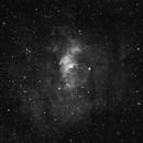 Bubble Nebula,                                xanthic