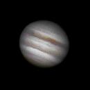 Júpiter con Mak 90mm,                                Lakar