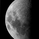 Moon First Quarter,                                Israel Gil Andani