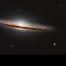 The Sombrero Galaxy - M104, Hubble Space Telescope,                                Rudy Pohl