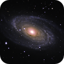 Messier 81,                                Dave Keith