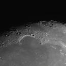 Mare Imbrium with Sinus Iridum,                                John van Nerum