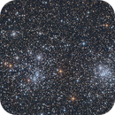 NGC 869-884 - DOBLE CÚMULO DE PERSEO,                                Esteban García Navarro
