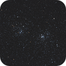 NGC 869 and NGC 884 - Double Cluster h and chi Persei,                                MarkusB