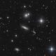NGC 3190 Group and Asteroids,                                Ryan Betts