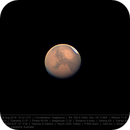Mars 28 Aug 2018 - Syrtis Major - 3 min capture,                                Seb Lukas