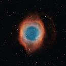 NGC 7293 - Helix Nebula,                                Bob Stewart