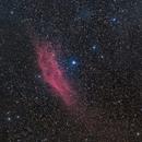 NGC 1499, California Nebula,                                Björn Hoffmann