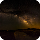 Palo Duro Canyon Milky Way,                                  Phil Montgomery