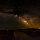 Palo Duro Canyon Milky Way,                                Phil Montgomery