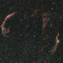 NGC 6960 and 6992,                                K. Schneider