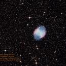 NGC6853 Dumbbell,                                Al Bates