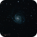 Pinwheel galaxy,                                ben72