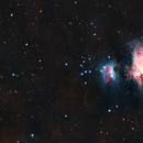 M42&IC434,                                THIBAUD Lucas