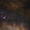 Galactic Core,                                Hypatia Demeter Alexandria