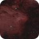 Pelican Nebula,                                Claus Tuxen