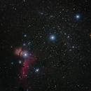 Orion's Belt,                                Johannes Grimm