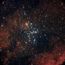 Messier 6: The sidereal butterfly,                                Fernando Oliveira de Menezes