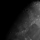 Moon Close up - Apoennine Mounts - October 14th, 2021,                                Christophe