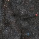 Cocoon nebula Wide Field,                                Santiago Rodrígue...