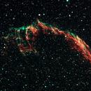 Eastern Veil Nebula,                                JRezac