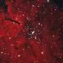 NGC 6820, NGC 6823 & Sh2-86,                                Gary Imm
