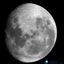 Lua empilhada a partir de vídeo.,                                Cicero Lopes Neto