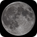 Moon at Perigee in Color,                                astropical