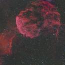 Jellyfish Nebula IC443 Bortle 8 HaRGSiiB,                                Carastro