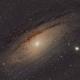 Andromeda Galaxy,                                Onur Atilgan