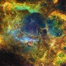NGC6357 Core with Pismis 24 Cluster,                                John Ebersole