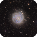 Messier 83,                                Casey Good
