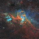 NGC3576,                                hewenjing