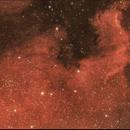 NGC 7000 - North America,                                Francesco Sferlazza