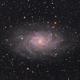 Messier 33,                                marco_gaisser