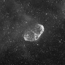 NGC 6888 in Ha,                                Alan Hancox