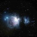 Great Orion nebula,                                Ulli_K