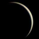 Venus. 22/05/2020. Another thin crescent,                                Lujafer