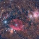 Orion & Horsehead,                                Tarun Kottary