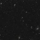 Galaxies around Markarian's Chain,                                equinoxx