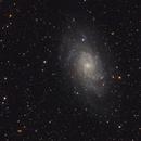 Messier 33,                    Dean Jacobsen