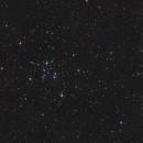M34 - open star cluster,                    Jonas Illner