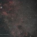 Sadr Nebula NGC6888,                                Karl-F. Osterhage